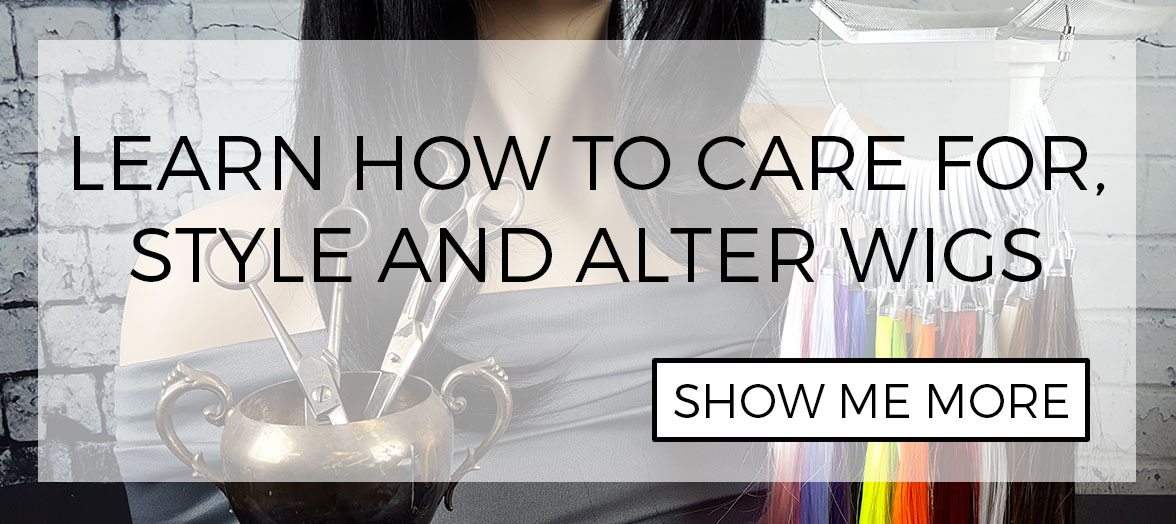 How to care for, alter and make your own wigs