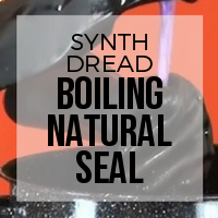 DIY: How to Use Boiling Water to Compact and Seal Synthetic Dreadlocks Without the Twist