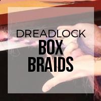 DIY: How to Create Box Braid (Four Strand) Dreadlocks