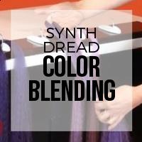 DIY: Basic Color Blending for Synthetic Dreadlocks
