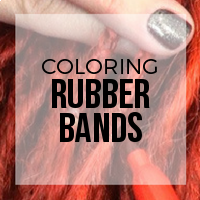 DIY: How to Color Your Rubber Bands So They Don't Stand Out