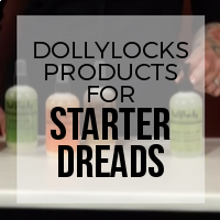 What Products Should I Use for Starter Dreads?