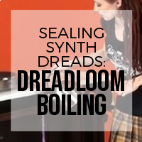 DIY: Using Your Dreadloom and Boiling Water to Seal Synthetic Dreadlocks