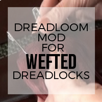 DIY: How to Set up Your Dreadloom to Build Wefted Dreadlocks