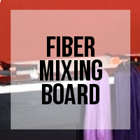 DIY: How to Build a Fiber Mixing Board to Hold Bulk Fiber