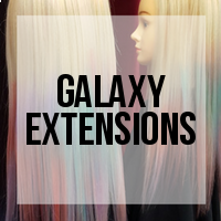 DIY: How to Color Synthetic Hair Extensions (Galaxy Effect)