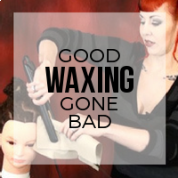 DIY: How to Remove Excess Wax From Dreadlocks