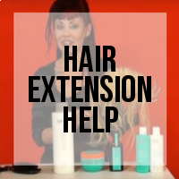 Troubleshooting Issues with Human Hair Extensions
