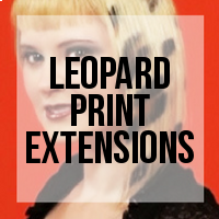 DIY: How to Create Leopard Print Wefted Panel Extensions