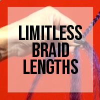 DIY: How to Create Limitless Lengths for Hair Extension Braids