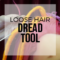 DIY: How to Use a Loose Hair Dread Tool for Maintenance
