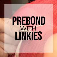 DIY: How to Install Prebonded I-Tip Hair with Linkies Microbeads