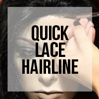 DIY: How to Create a Believable Lace Hairline