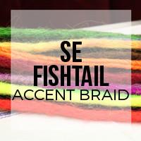 DIY: How to Make a SE Fishtail Accent Braid with Dreaded End