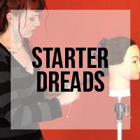 DIY: How to Create Starter Dreads (Backcomb Method)