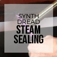DIY: How to Use a Steamer to Seal Your Synthetic Dreadlocks