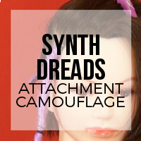 DIY: How to Hide Your Synthetic Dreadlock Attachment Braid