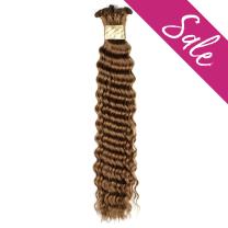Bohyme Classic Hand Tied Deep Wave 114g| 100% Human Hair