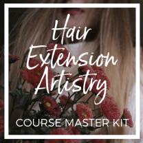 Hair Extension Artistry Course Master Kit