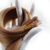 18 Inch Bliss Flex Tip Nano Extensions 40g:50s | 100% Human Hair