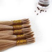 22 Inch Bliss Flex Tip Nano Extensions 50g:50s | 100% Human Hair
