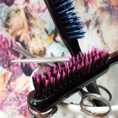 Little Wonder Backcombing Brush | Tourmaline Enhanced Nylon Bristles