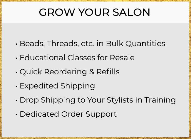 Grow your salon