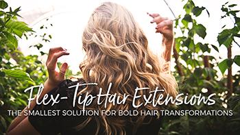 Flex-Tip Hair Extensions Online Course