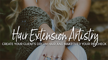 Hair Extension Artistry Online Course
