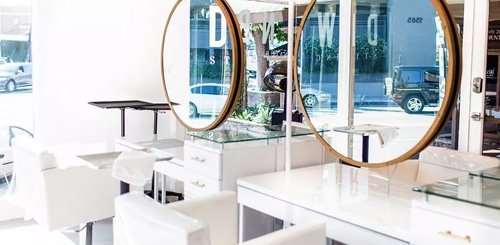 DKW Styling NBR Natural Beaded Rows Flagship Salon